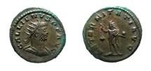 Ancient Coins - Gallienus Billon Antoninianus. 260-268 AD. AETERNITATI AVG.