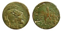 Ancient Coins - Amastris, Paphlagonia, AE29. Perseus with Medusa´s head.