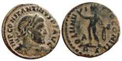 Ancient Coins - Constantine I follis. Rome A/RS