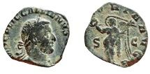 Ancient Coins - Gallienus AE sestertius. VICTORIA AVGG. Very rare.