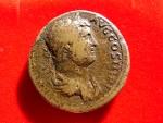 Hadrian (117 - 138 A.D.) bronze sestertius (24,05 g. 31 mm.). Rome mint, 136 A.D. MAVRETANIA.