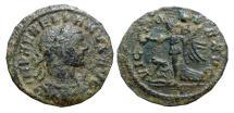 Ancient Coins - Aurelian copper denarius. VICTORIA AVG.