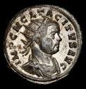 Ancient Coins - Tacitus AD 275-276. Ticinum. Antoninianus. - SALVS AVG / T
