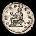 Ancient Coins - Roman Empire - Philip I (A.D. 244-249). Silver antoninianus. Minted in Rome, 245 A.D. PM TRP COS II PP, Emperor