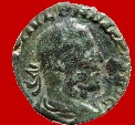 Ancient Coins - Roman Empire - Philip I (244 - 249 A.D.) bronze sestertius (16,08 g., 26 mm.). Rome mint. 248 A.D. SAECVLARES AVGG. Lion.