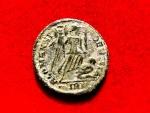 Ancient Coins - Constantine II AE follis. ALAMANNIA DEVICTA. SIRM. Sirmium.Very rare