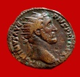 Ancient Coins - Roman Empire - Antoninus Pius (138 - 161 A.D.), bronze dupondius ( 15,51 g. 26 mm), minted in Rome . 153-154. INDVLGENTIA - AVG COS IIII.