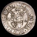 World Coins - Portugal - Tostão (100 Reais) V L, N/D,