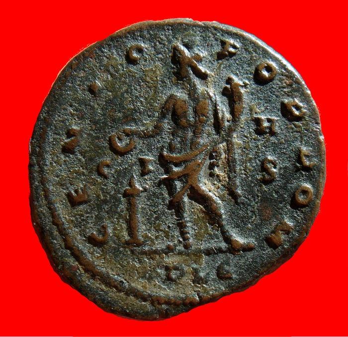 Roman: Imperial (27 Bc-476 Ad) Coins: Ancient Constantine I Large Follis 307-337a.d.