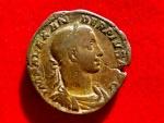 Ancient Coins - Roman Empire - Severus Alexander (222 - 235 A.D.), bronze sestertius ( 20,55 g. 29 mm). 231 A.D. Rome mint. P M TR P X COS III P P. Sol