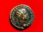 Ancient Coins - Severus Alexander (222 - 235 A.D.), orichalcum dupondius.   Rome mint. 231-232 A. D. PROVIDENTIA AVGG.