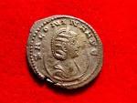 Ancient Coins - Salonina (254-268 A.D.) silvered antoninianus ( 3,34 g, 20 mm.) Antioch mint, 267 A.D. VENVS AVG. PXV