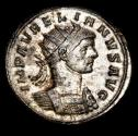 Ancient Coins - Aurelian - Rome, AD 270-275. Silvered Æ Antoninianus.