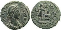 Ancient Coins - Constans Æ 17mm.,348-350 A.D Arles SARL·