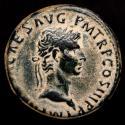 Ancient Coins - Nerva (96-98 AD). AE As. Rome, 97 AD. - AEQVITAS AVGVST / S - C, Aequitas.