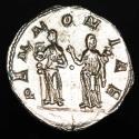 Ancient Coins - Trajanus Decius (249-251 AD). Silver antoninianus, Rome. - PANNONIAE, The two Pannoniae.