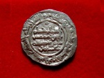 World Coins - Spain, Caliphate of Córdoba - Hisam II, silver Dirham struck in Al-Andalus (actualy Córdoba) inthe year of 998 A.D. (388 H.A.)