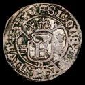 World Coins - Portugal - D. Fernando I, Grave (14 Dinheiros), Lisboa, N/D,