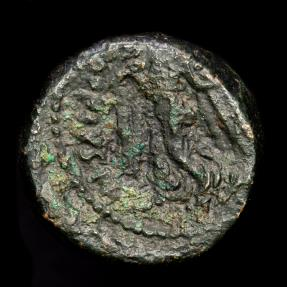 Ancient Coins - Very rare - Q. Oppius, Italy (?), c. 46 BC, AE Dupondius. - Diademed head of Venus / Victory walking Q OPPIVS PR.