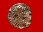 Ancient Coins - Roman Empire - Septimius Severus (193 - 211 A.D.) bronze sestertius (18,58 g, 31 mm) Rome mint. 196 A.D. P M TR P IIII COS II P P / S - C, Victory. RIC 725.