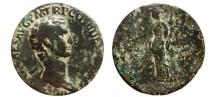 Ancient Coins - Nerva AE as. 96-97 AD. AEQVITAS AVGVST S-C