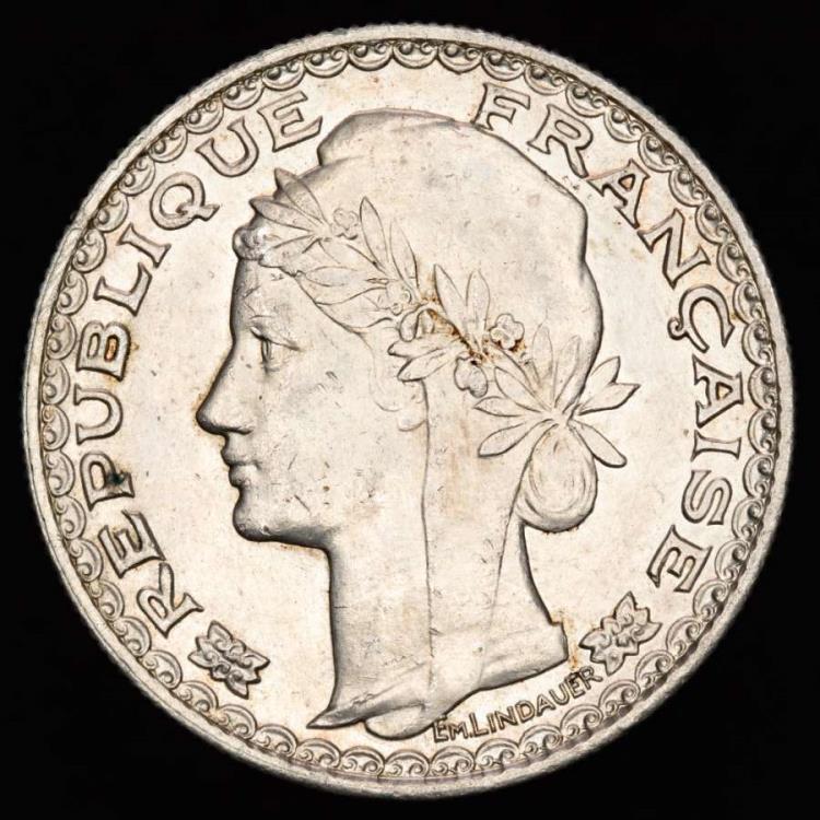World Coins - French Indo-China - Piastre de Comerce - 1931. Silver .900