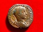 Ancient Coins - Roman Empire - Gordian III (238-244 A.D.), bronze sestertius ( 20,87 g. 29 mm.) Rome mint, 240 - 244 A.D. AETERNITATI AVG S-C.