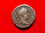 Ancient Coins - Caracalla (197 - 217 A.D.) silver denarius (3,20 g. 19 mm) from Rome mint, 206 A.D. VOTA SVSCEPTA X.
