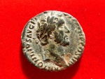 Ancient Coins - Roman Empire - Antoninus Pius (138 - 161 A.D.) bronze as (11,35 grs. 26 mm), Rome mint, 147 A.D. PIETAS.AVG.