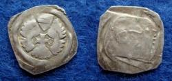 World Coins - AUSTRIA – ALBRECHT I. 1282-1296 – Pfennig – GRAZ – CNA D47 – VF!