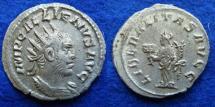 Ancient Coins - GALLIENUS – ANTONINIANUS – ANTIOCH – LIBERALITAS – R! – Near EF!