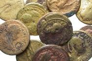 Ancient Coins - [Roman Provincial]. Lot of eighteen Æ.