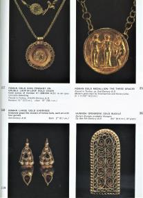 Ancient Coins - Ancient Art and Antiquities. Royal Athena Galleries . Catalog . 600 lots