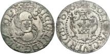 World Coins - Poland, Riga. Sigismund III. 1616. Solidus. AU.