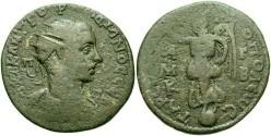 Ancient Coins - Cilicia, Tarsus. Gordian III. A.D. 238-244. Æ 36 mm. Near VF, brown patina.