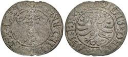 World Coins - Danzig. Sigismund I. 1531. Solidus. Fine.
