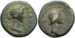 Ancient Coins - Mysia, Pergamum, 1st Century A.D. ' 18 mm. VF.