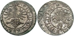 World Coins - Lithuania. Sigismund III. 1623. Solidus. VF.