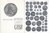 World Coins - Numismatic Lanz Auction 110 - May 28, 2002