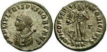 Crispus, Caesar. 316-326 AD. Silvered AE3. Cyzicus.