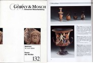Ancient Coins - Gorny & Mosch. Auktion 132. June 16, 2004. Kunst der Antike. Ancient Objects of Art