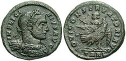 Ancient Coins - Licinius I. A.D. 308-324. Æ 18 mm. Arles. Good VF.