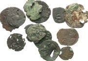 Ancient Coins - [Moldova]. Lot of thirteen miscellaneous coins.