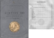 World Coins - Dr. Busso Peus Nachf.  Auction 389 - November 1-3, 2006