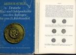 World Coins - Arthur Suhle. Deutsche Münz- und Geldgeschichte von den Anfängen bis zum 15. Jahrhundert.