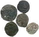 Ancient Coins - [Moldova]. Lot of five miscellaneous coins.