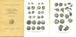 Ancient Coins - Lang, David M.: Studies in the Numismatic History of Georgia in Transcaucasia. NNM 130
