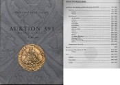 World Coins - Dr. Busso Peus Nachf.  Auction 391 - May 2-4, 2007