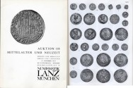 World Coins - Numismatic Lanz Auction 118 - November 25, 2003