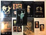 Ancient Coins - Ancient Art and Antiquities. Royal Athena Galleries - Set of 9 catalogs.